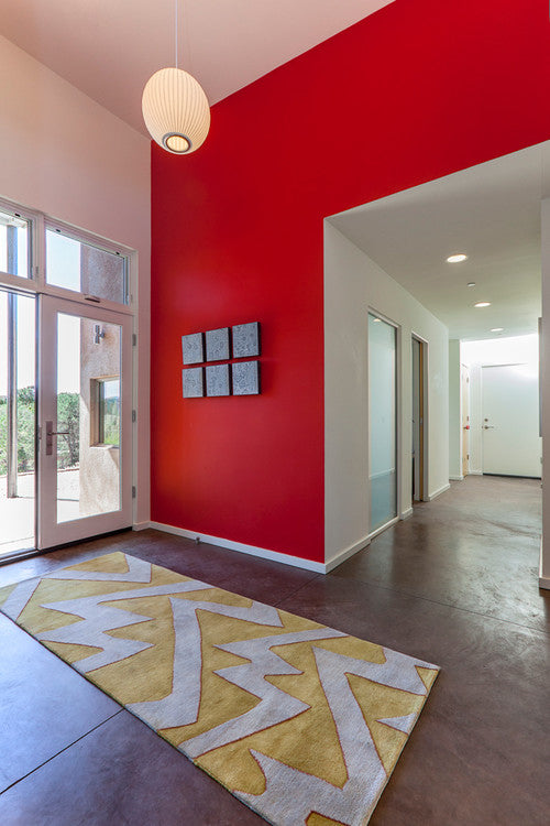 Red Foyer - Spears Horn Architects