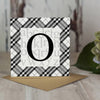 Monogram Canvas Mini Print