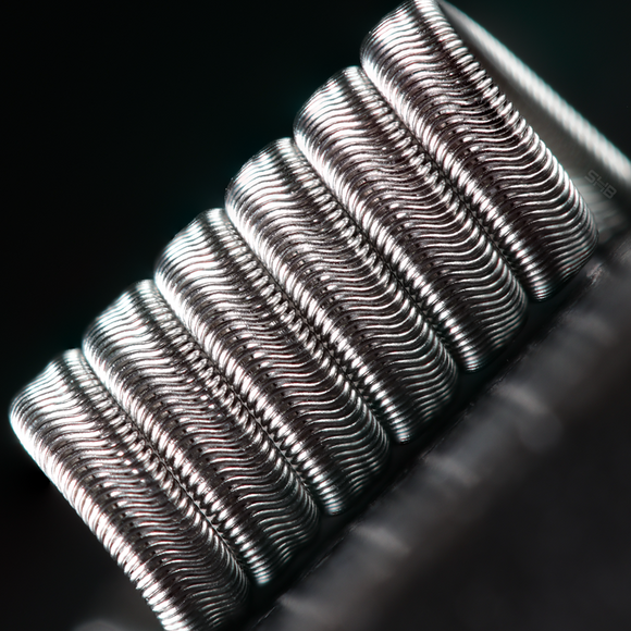 Pre-Built Coils To Step Up Your Flavour Game