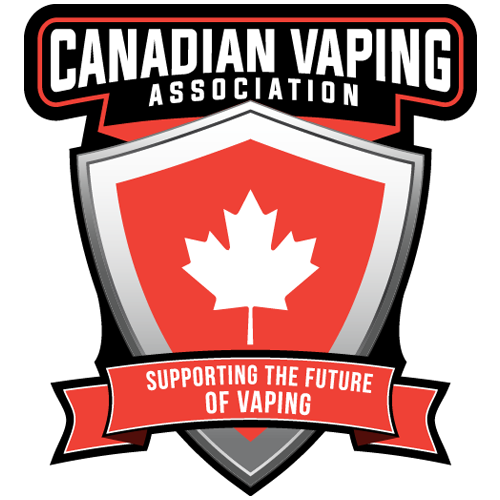 Canadian Vaping Association Logo