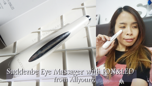 Snowmansharing.com: SUDDENBE EYE MASSAGER WITH ION&LED FROM ALLYOUNG