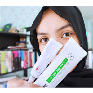 qasehdalia.com : Hilangkan Eye Bag & Dark Circle dan Jerawat dengan Produk Swissvita Acne Solution Soothing Cleanser Cream dan 3d Micrite All Use Eye Cream
