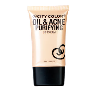 CITY COLOR Oil & Acne Purifying BB Cream