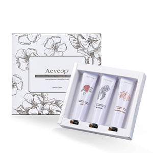 Aevéop Hand Cream From The Garden of Provence (3 pcs)