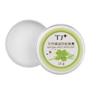 TJ Natural Insect Repellent