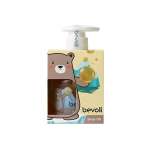 Bevoli Body Oil (200ml) Free All Use Toner 30ml (VB) + All Use Eye Cream 5g (VB)