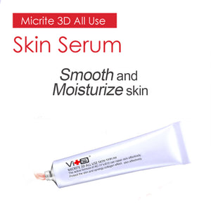 Skin serum smooth and moisturize skin