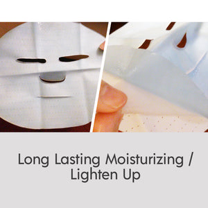 Lighten up skintone mask