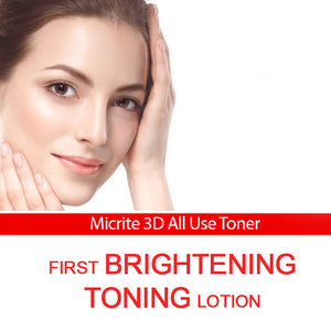 Brightening and Toning Toner