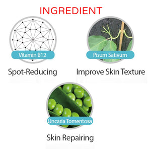 Whitening Serum Ingredients