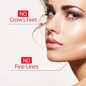 Anti-Wrinkle Serum targets Crow's Feet and Fine Lines