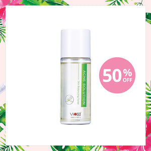 Swissvita Acne Solution Balancing Toner (120ml) 【Expiry Date: 26/08/2021】