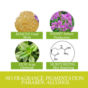 Acne Cleanser Ingredients