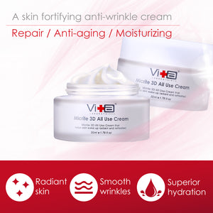 Swissvita Micrite 3D All Use Cream (60ml) - 3 PCS