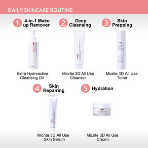 【Today ONLY Exclusive 78% OFF + FREE serum】Swissvita Cleanse & Re-Vitalize Set