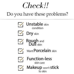 Checklist Problem solved by toner