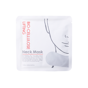 Swissvita Bio-Cellulose Lifting Neck Mask- Single Piece