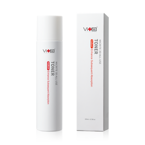 【BUY 1 FREE 1 SET 】Swissvita Micrite 3D All Use Toner-200ml (VitaBtech) *3D MICRITE CLEANSER CREAM 30G + TONER 30ML+ MOMO MASK 1PC