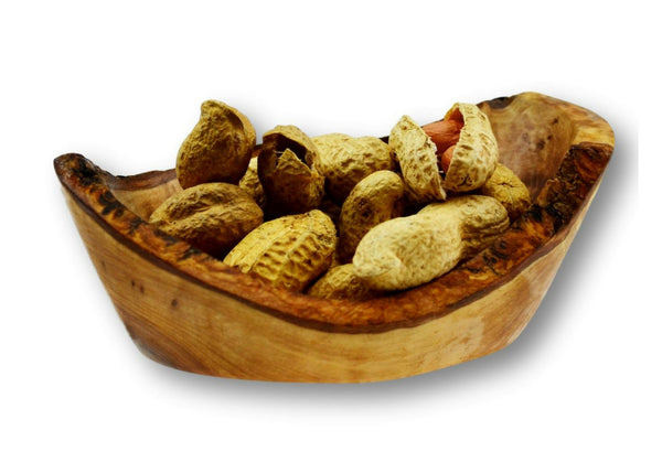 olive wood rustic appetiser dish by mr olivewood wholesale supplier