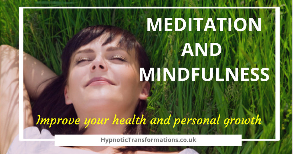 Meditation and mindfulness for good health and personal growth