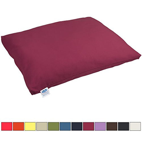 CalmingBreath Zabuton Meditation Mat - Extra Thick - Fits All CalmingBreath Cushions