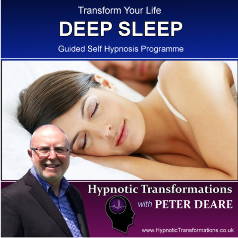 Deep Sleep Hypnosis Download / CD