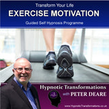 Exercise Motivation Hypnosis Download / CD