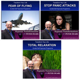 Fear Of Flying Hypnosis MP3 Download Package
