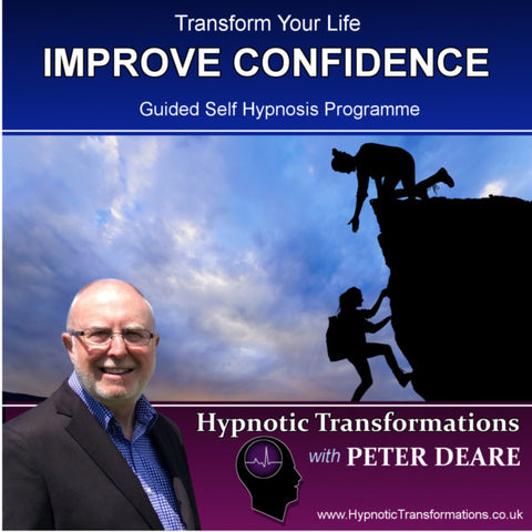 Improve Confidence Hypnosis Download / CD