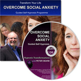 Social Anxiety Hypnosis Download / CD