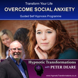 Overcome Anxiety Hypnosis MP3 Download Package