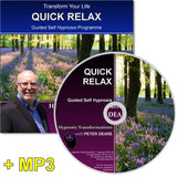 Quick Relax Hypnosis Download / CD