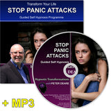 Stop Panic Attacks Hypnosis Download / CD