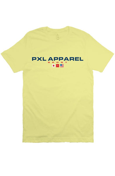 PXL Apparel Sport - Yellow