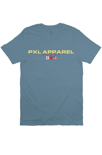 PXL Apparel Sport - Steel Blue