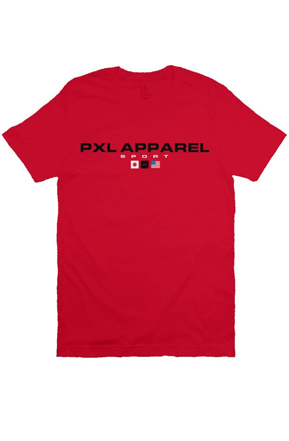 PXL Apparel Sport - Red