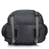 Suntop Spectre Water Resistant Backpack Bag (Sea Green and Grey)