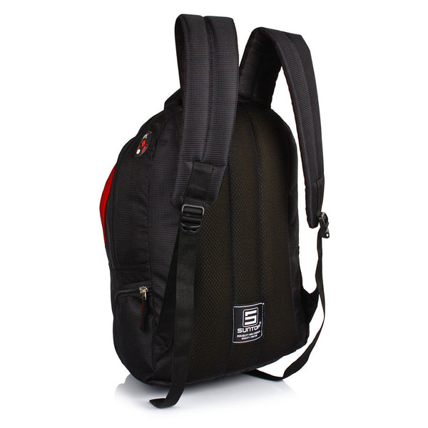Suntop Neo3 Reflector 25 L Backpack(Black and Red)