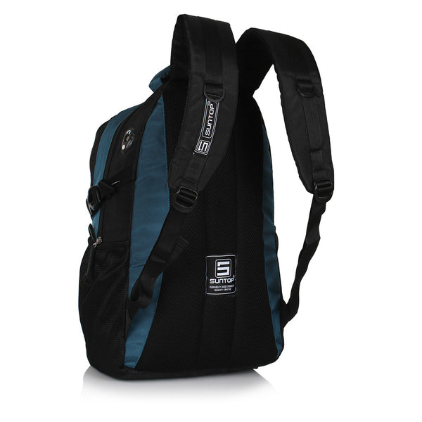 Suntop Neo 9 Reflector 26 L Backpack(Black and Blue)