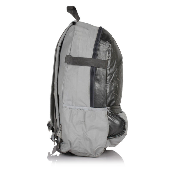 Suntop A21 21 L Backpack(Grey and Black)