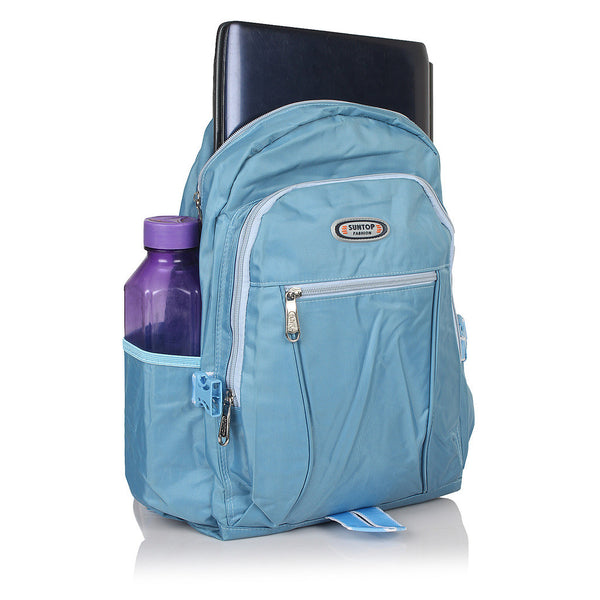 Suntop A24 19 L Backpack(Sky Blue)