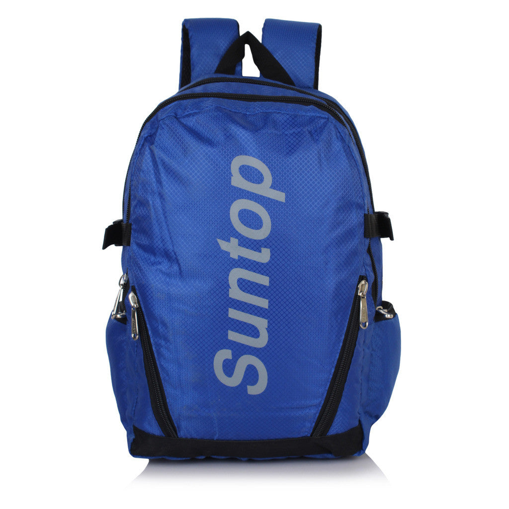 Suntop A29 17 L Backpack(Blue and Black)
