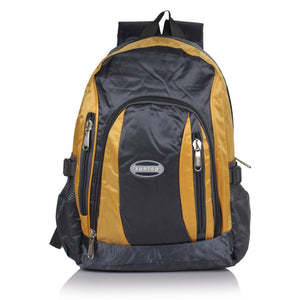 Suntop A38 19 L Backpack(Grey and Green)