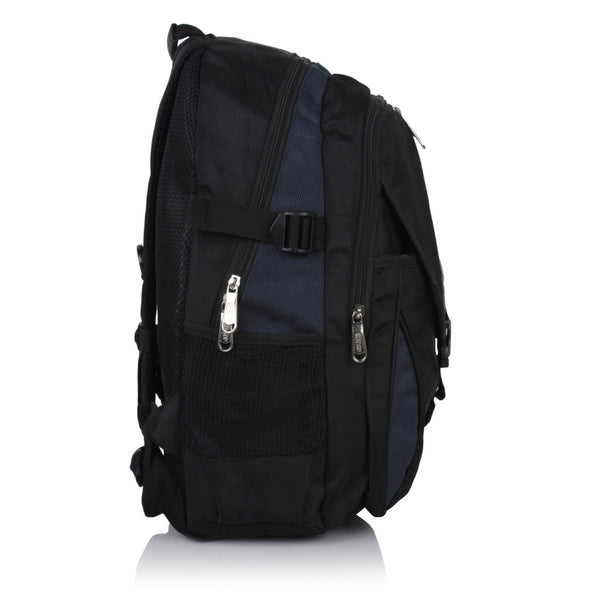Suntop A39 24 L Backpack(Black and Blue)