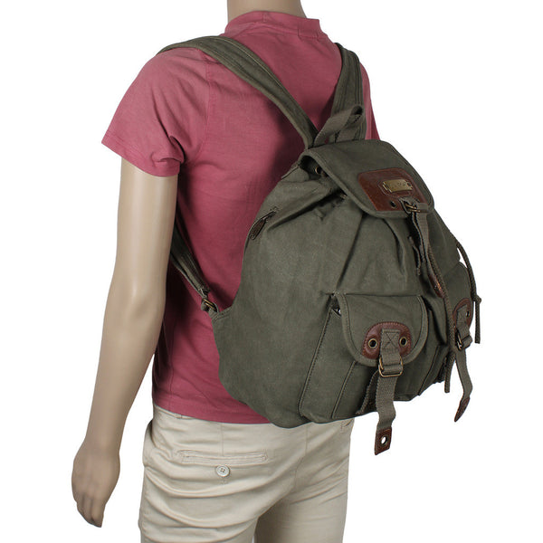 Suntop A43 15 L Backpack(Olive Green)