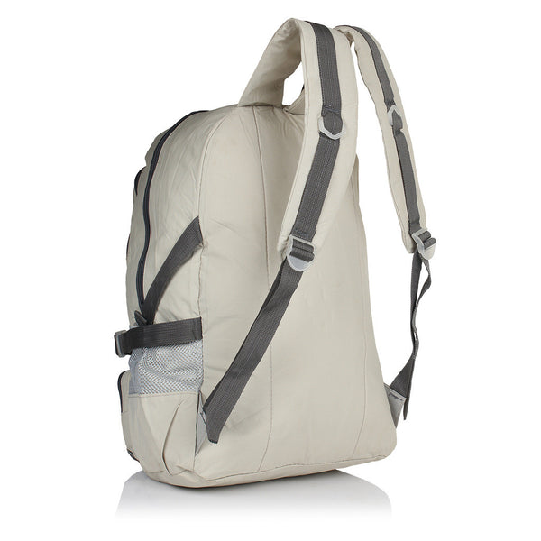 Suntop A88 24 L Backpack(Cream and Brown)