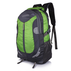 Suntop Neo 9 26 L Medium Backpack(Grey and Green Checks)