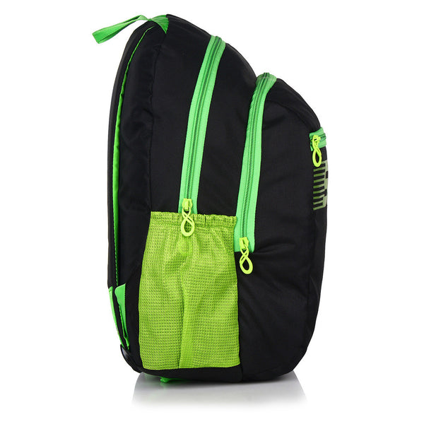 Suntop Boost 16 L Backpack(Fluorescent Green and Black)