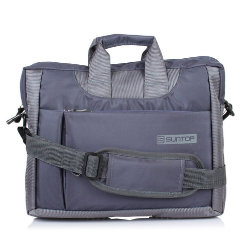Suntop Code11 Grey Laptop Bag