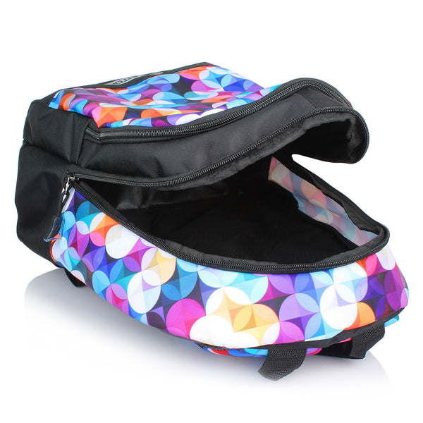 Suntop Bloom 25 L Backpack(HD Print)